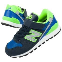 Buty Dziecięce Sportowe New Balance [YV996DN]