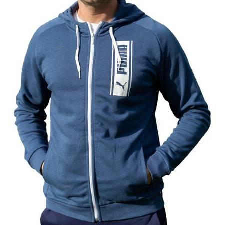 Bluza Męska Sportowa Puma Hood Jacket [583154 43]