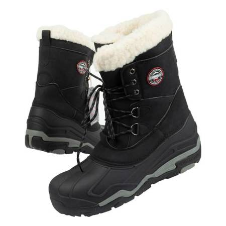 Buty Śniegowce Geographical Norway [CARL BLACK]