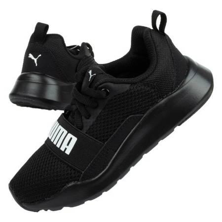 Buty dziecięce sportowe Puma Wired [366903 01]
