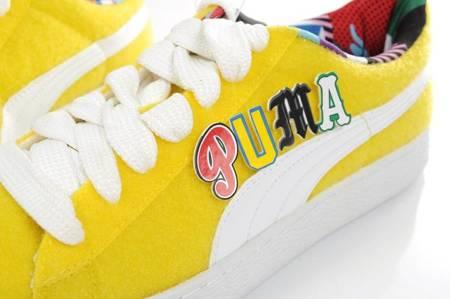 Buty sportowe PUMA Basket X Dee Ricky [360084 01]